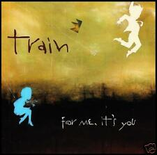 TRAIN - FOR ME IT'S YOU CD Album ~ CAB + 13 More! *NEW*