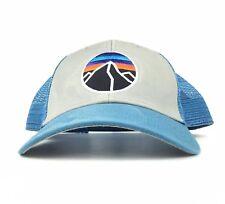 eb9de14ef24 Patagonia Meshback Baseball Cap Hat SnapBack Men s Size