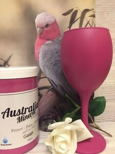 AUSTRALIAN MINERAL (Furniture Paint)  500ml. Galah.
