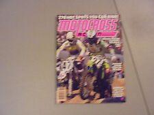JUNE 1993 MOTOCROSS ACTION MAGAZINE,270 RIDING SPOTS,HANNAH TALKS,COWARDS,TRAITO
