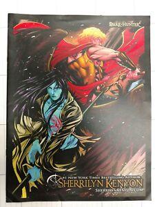 Dark-Hunter magazine-sized art preview