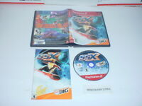 SSX Snowboarding game complete case w/ manual -GREATEST HITS - Playstation 2 PS2