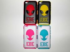 IPOD TOUCH 4TH GENERATION 2 LAYER E.B.E./ALIEN HEAD HYBRID COVER/CASES NEW