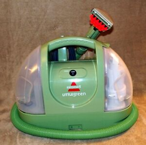 Bissell Little Green Portable Carpet and Upholstery Cleaner - 1400B