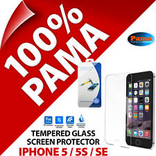 Pama Tempered Glass Screen Protector 3D Guard Film for Apple iPhone 5 / 5S / SE