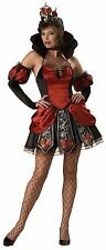 Queen Of Hearts Womens Costume - Small