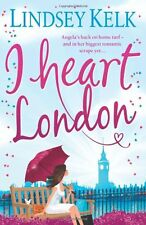 I Heart London (I Heart Series, Book 5),Lindsey Kelk