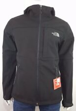The North Face Hooded Lined PRS Jacket - Men's Black Windwall Parka Jacket. Sz S