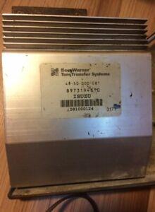 TRANSFER CASE CONTROL MODULE ISUZU AXIOM  8973194810 OEM