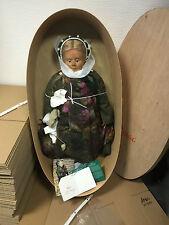 Sigikid Kristin Schramm Puppe 63 cm. Top Zustand