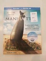 Manhattan: Season One (Blu-ray Disc, 2015, 3-Disc Set) Manhattan Project biopic.