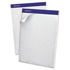 Ampad Quadrille/graph Pad - 100 Sheet - 15 Lb Basis Weight - Quad Ruled (20210)