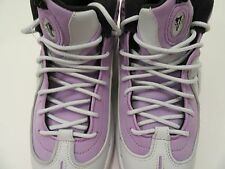 New Nike Air Penny II 2 Pure Platinum Shoes Sneakers Lilac Purple 6.5Y/ Womens 8