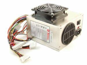 Enermax EG251P-V.A 250W Power Supply/Power Supply 20-Pin 4x Molex 115V/230V 90mm