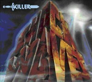 KILLER Shock Waves +4 bon trks DIGIPAK CD FACTORY SEALED NEW 1983/2012 Mausoleum