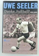 Buch: Uwe Seeler - Danke, Fußball ! Mein Leben e742