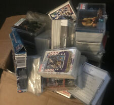 HUGE LOT OF SPORTS/TV CARDS MOVIE GAME AND OTHER MISC STOCK PHOTO