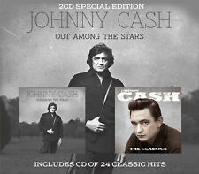 JOHNNY CASH OUT AMONG THE STARS 2 CD SPECIAL EDITION (2014)