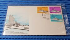 1976 Malaysia First Day Cover Opening of State Council Complex Sarawak Kuching