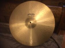 Paiste Formula 602 18 crash cymbal