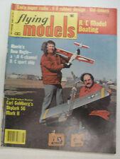 Flying Models Magazine Aberle's New Angle Carl Goldberg May 1979 FAL 060315R