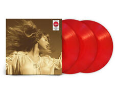 Taylor Swift - Fearless - Limited Exclusive Red Vinyl (3LP) - New & Sealed