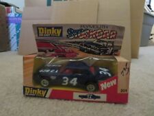 Dinky Die Cast Toys Plymouth Stockcar Gran Fury #34 1979 Nice with Box