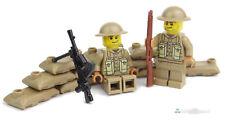 Ww2 CUSTOM britannica Bren MG-posizione, stampati, con Brickarms, da LEGO ® parti