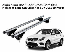 Aluminium Roof Rack Cross Bars fits MERCEDES BENZ GLE CLASS 2015 Onwards