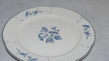 Villeroy und Boch V&B val bleu blau Kuchenteller 20,5 cm Dm TOP