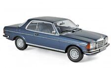 Norev 183589 Mercedes-Benz 280 CE 1980 blau metallic 1:18 Modellauto