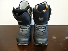 Youth Burton Snowboard Boots Size 6 US Ion Grom Black 5 UK EUR 38 JPN 24