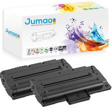 Pack 2 Toner Jumao compatibles Samsung SCX4300-SCX4301-SCX4310-SCX4315-SCX4610