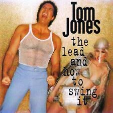 TOM JONES CD : THE LEAD AND HOW TO SWING IT w/ Tori Amos (Interscope 1994)