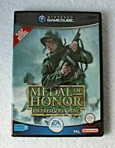 Nintendo Gamecube - Medal of Honor : En première ligne
