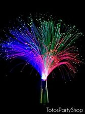 Multicolor Fiber Optic Lamp Light Holiday Wedding Centerpiece Party Decor LED