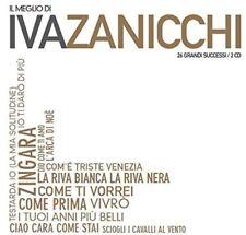 Iva Zanicchi - Il Meglio Di Iva Zanicchi [New CD] Italy - Import