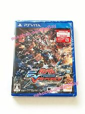 [Brand New] Gundam Extreme VS Force - PSV [+DLC] [Mobile Suit Gundam] [PS Vita]