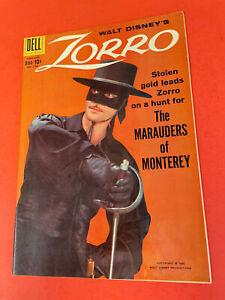 ZORRO # 1003 (1959 DELL)Four Color Copy - TV COMIC BOOK -PHOTO COVER -NICE COPY