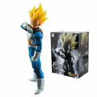Figurine Dragon Ball Z Statuette Végéta Super Sayan 18 CM Collection Cadeau Déco