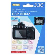 JJC GSP-6DM2 vetro ottico LCD Screen Protector Pellicola per Canon 6D II 6DII 6DM2