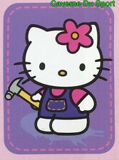 095 HELLO KITTY SUPERSTAR CROMO FIGURINE STICKER VIGNETTE 2009 PANINI