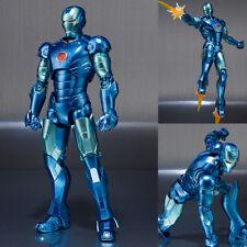 S.H.Figuarts Iron Man Mark 3 (Blue Stealth Color Version) Marvel Bandai Japan