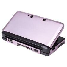 Pink Aluminium Hard Shell Case Skin Cover For Nintendo 3DS XL LL