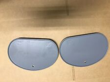 HONDA XR75 1973 TO 1976 MODEL SIDE PLATE COVER METAL (1 Set Left and Right)