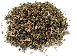 Mullein Leaves Dried Cut Herbal Tea Grade A Premium Quality Free UK P & P