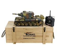 Torro 1/16 RC Panzer KV-2 754(r) BB Profi Metallversion 1112438785