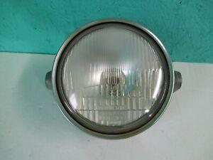 1986-2006 Kawasaki Vulcan 750 Vn Front Head Light Lamp With Bucket Assembly