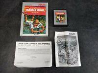Atari 2600 Jungle Hunt CIB Complete in Box!!!