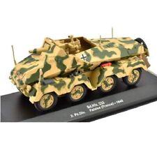 1/43 Sd.Kfz. 233  2. Pz.Div. Falaise France 1944 WWII tanque TANK Atlas Diecast